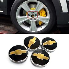 OEM Wheel Center Cap Emblem Badge Cover Black for Chevrolet 2011 - 2016 Captiva