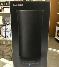 Samsung WAM1500 R1 Radiant 360 Wireless Speaker Black WAM1500/ZA New Open Box