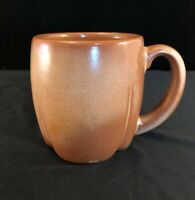 Desert Gold Frankoma Pottery Coffee Mug - CG - Vintage