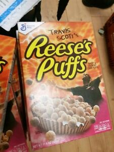 Travis Scott`s Reese`s Puffs Special Edition