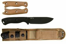 KA-BAR Becker Short Fixed Blade Drop Point Knife #BK16