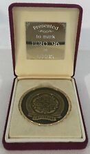 commemorative medal to spain - UEFA Euro 1996 (England)