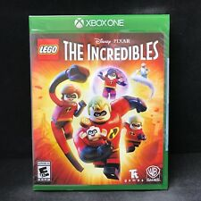 Disney Pixar Lego The Incredibles (Xbox One) BRAND NEW