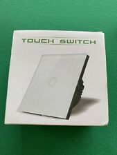 Touch Switch White EU