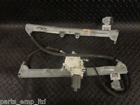 2007 MITSUBISHI COLT 1.5 DI-D CZ3 3DR PASSENGER FRONT WINDOW REGULATOR
