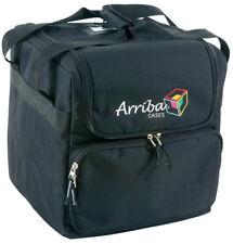 "Arriba Ac-125 Padded Protective Soft Case 13 x 13 x 14"" Dj Gear light equipment"