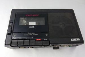 Sony Professional TCM-5000EV Cassette Recorder Voice-Matic Vintage Japan