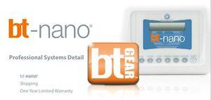 Bio-Therapeutic bt-nano system. Spa Treatment. Authentic.