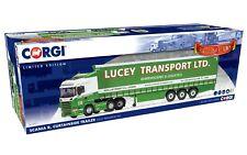 CC13777 Corgi Scania R Curtainside Truck Lorry Lucey Transport 1:50 Diecast New