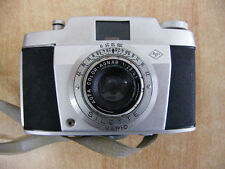 FOTOCAMERA AGFA SILETTE VINTAGE GERMANIA 1955 AGNAR 2.8/45 CUSTODIA