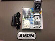 NEW Sony Ericsson Walkman W300i - Black (GSM Unlocked) Classic Flip Phone