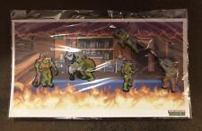 TMNT Arcade Boss Fight Pin Set Teenage Mutant Ninja Turtles NYCC 2018 EXCLUSIVE