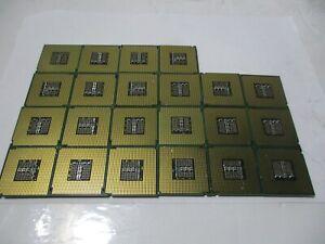 LOT OF 22 Intel Xeon E5410  SLANW 2.33GHz Quad Core LGA 771 Processor