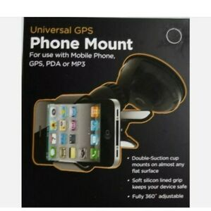 carstore universal gps phone mount for use with mobile phone,gps,pda,mp3.