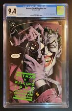 Batman: Killing Joke #1 CGC 9.4 1st Print NM White Pages - Alan Moore Key Auctio