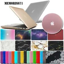 Frosted Matted Hard Rubberized Case Cover For Apple MacBook air Pro 11 13 15''