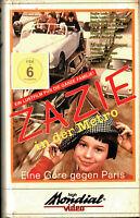(VHS) Zazie in der Metro - Catherine Demongeot, Philippe Noiret (Mike Hunter)