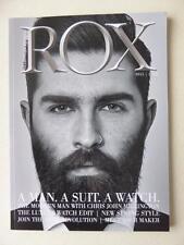Rox Magazine Man Spring/Summer 2015 Luxury Watch Edition