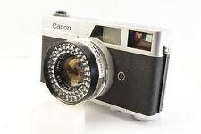 Canon Canonet 35mm Film Rangefinder Camera FOR REPAIR