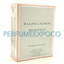 Ralph Lauren Romance SPARKLING MIST Women 3.4oz-100ml EDT SPR Discontinued(BO25