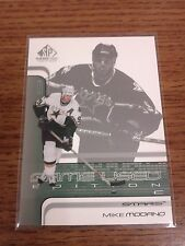 2001-02 SP Game Used Base Card Mike Modano Card 14  Limited Supply
