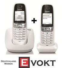 Siemens Gigaset C620 DUO Twin White Landline ECO DECT Cordless Phone Genuine NEW