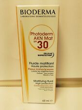 Bioderma Photoderm AKN Mat SPF 30 Matifying Fluid 40ml