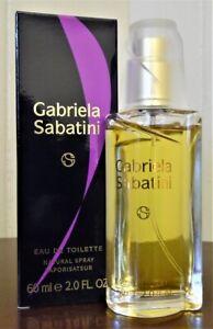 GABRIELA SABATINI GABRIELA SAB 2.0 OZ / 60 ML EDT SPY PERFUME WOMEN DISCONTINUE
