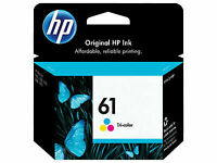 HP 61 Tri-Color Ink Cartridge Expired 2020