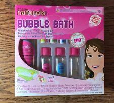 Kiss Naturals Bubble Bath DIY Kit For Kids, New