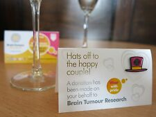 Wedding Favours - Individual - Brain Tumour Research