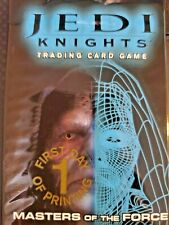 Star Wars Jedi Knights Masters of the Force TCG 2nd Tier SINGLES Pick Your Card