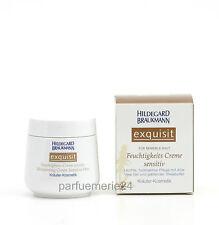 Hildegard Braukmann exquisit Feuchtigkeits Creme sensitiv 50ml