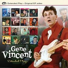 Gene Vincent - Extended Play... Original EP Sides (NEW CD)