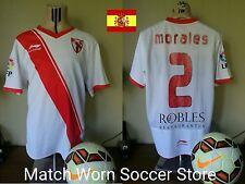 Match worn shirt Camiseta Sevilla B Atlético. (MORALES) 2 Futbol