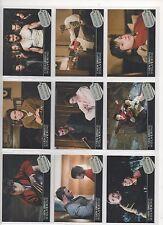 RITTENHOUSE X-MEN ORIGINS WOLVERINE FULL 72 CARD BASE SET