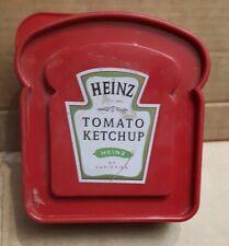 Retro Heinz Tomato Ketchup Lunchbox