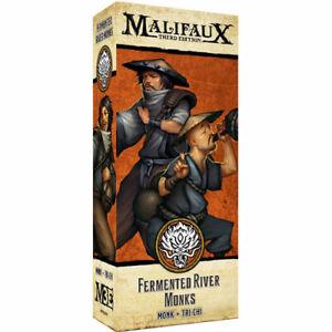 Malifaux 3E: Ten Thunders - Fermented River Monks