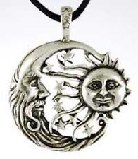 Windblown Celestial Amulet ~ Magick Wicca Pagan