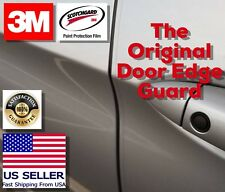 3M 4 Door Edge Guard Car Paint Chip Scratch Protection Trim Clear 40 Yd roll.