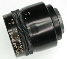Bausch & Lomb 29mm f1.0 C mount   #GF275