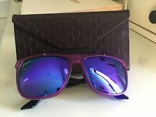 Authentic Gucci Mirrored Acetate Sunglasses RRP$1300
