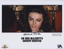 HELENA RONEE 007 JAMES BOND RARE AUTOGRAPH BLOFELDS ISRAELI ALLGERY VICTIM OHMSS