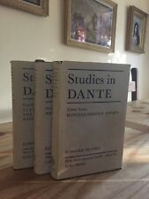 Studies in Dante : Miscellaneous Essays by Edward Moore (1968, Hardcover)