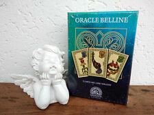 Oracle Belline  jeu de cartes divinatoires traditionel en Français+livre