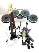 Rock Band 4 Band-in-a-Box Bundle (Sony Playstation 4, Ps4 2015) x2 Guitars
