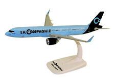 LA COMPAGNIE Airbus A321neo échelle 1:200 F-HBUZ Collection Modèle d'avion A321