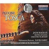 Puccini: Tosca, Opera in English, , Audio CD, New, FREE & FAST Delivery
