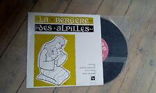 LP 25 CM SUZANNE CORNILLAC - LA BERGERE DES ALPILLES / excellent état