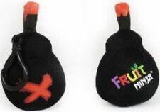 Fruit Ninja Bomb Plush Clip On